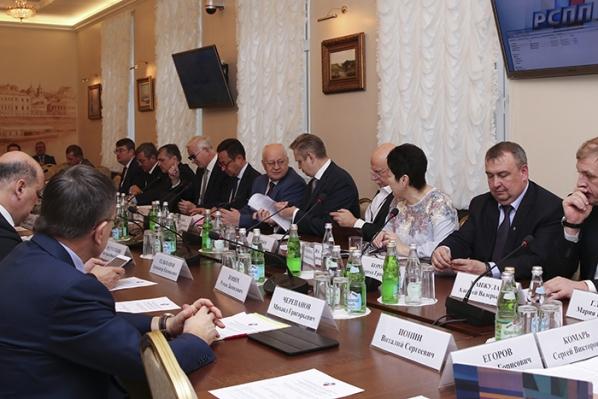 Состоялось совместное заседание трех координационных советов: УрФО, СФО и ДФО