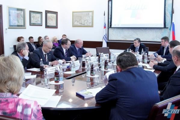 Состоялось совместное заседание Координационного совета отделений РСПП Сибирского федерального округа и Межрегиональной ассоциации «Сибирское соглашение»